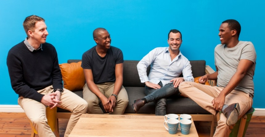 South African fintech startup