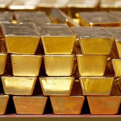 gold prices interest rates