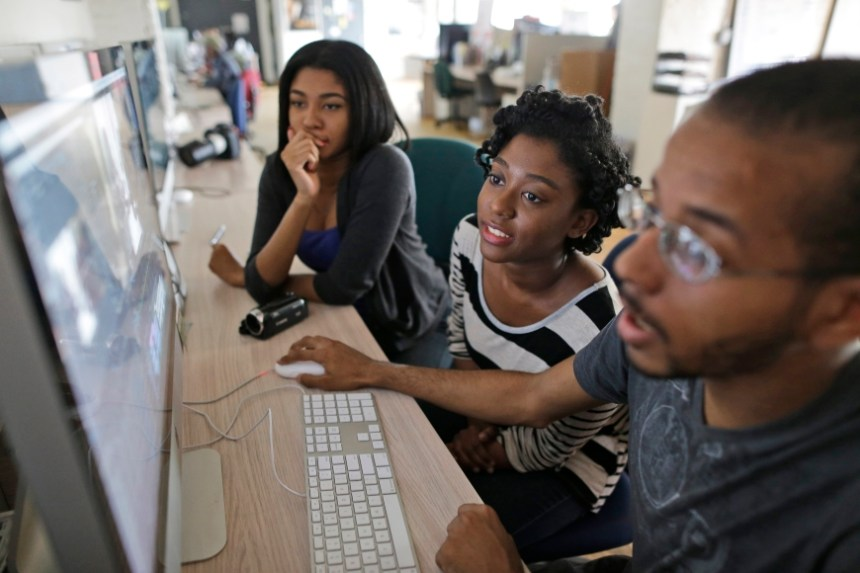 Crowdfunding is fast becoming an alternative form of finance for businesses in Africa. Photo - AP - Mary Altaffer