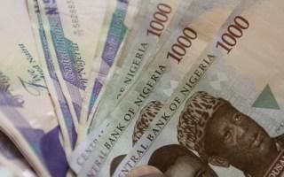 currency exchange platform Nigerian naira currency at a bureau de change, in Lagos, Nigeria. Photo - AP - Sunday Alamba