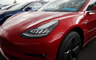 Tesla is one of the leading companies producing electric vehicles. Photo - AP - David Zalubowski