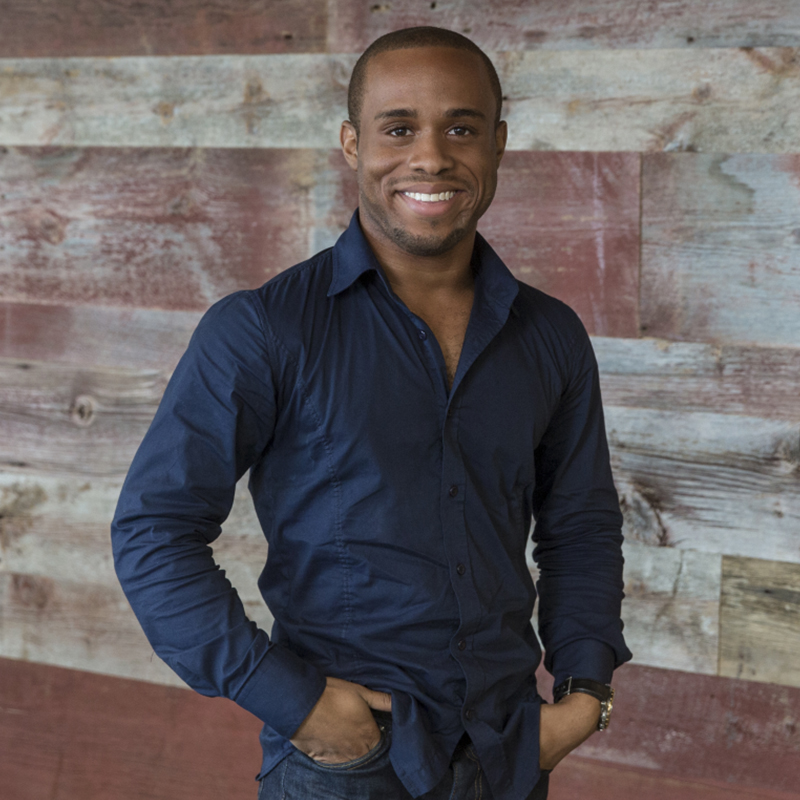 Black startup founder