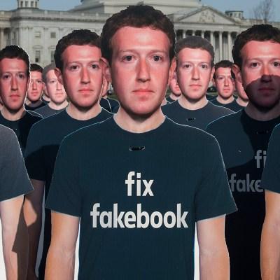 Facebook user records