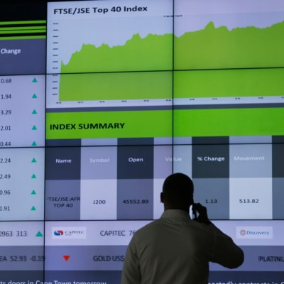 South African stocks Johannesburg Stock Exchange