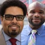 Darrick Hamilton and Trevon Logan