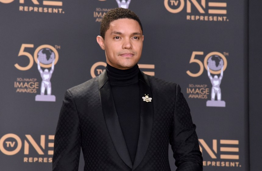 Trevor Noah African podcasts