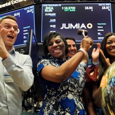 Jumia Jumia's share price