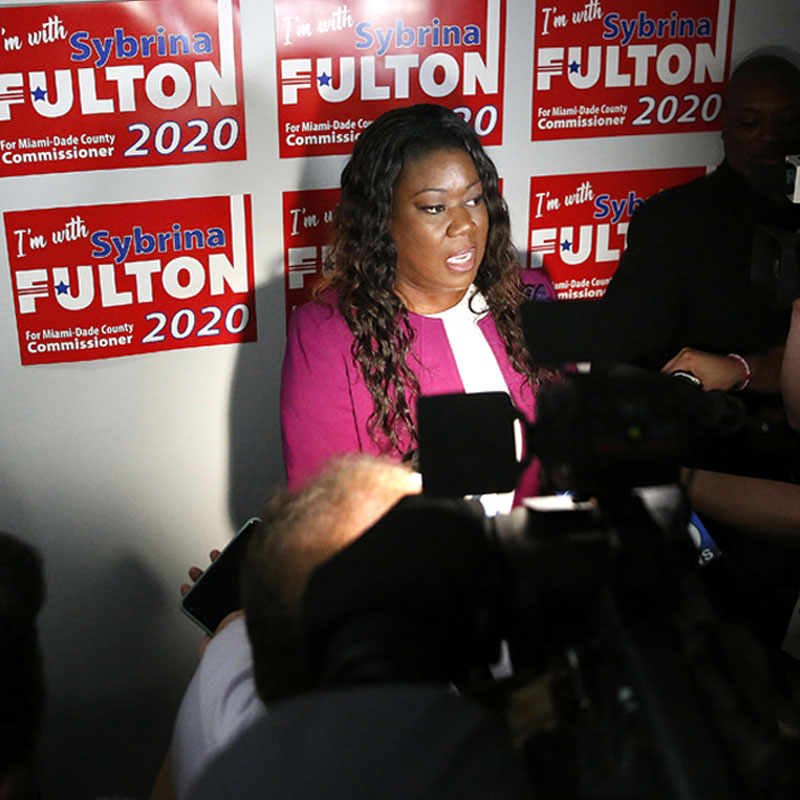 Sybrina Fulton, Trayvon Martin's Mother, Will Run For County
