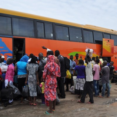 cashless transport