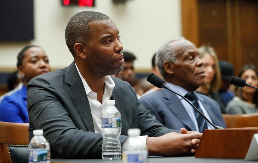 reparations hearing