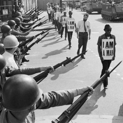 Negro American Revolution