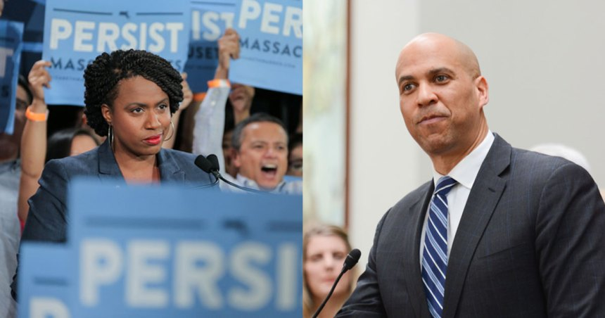 Rep  Ayanna Pressley Gets Behind Cory Booker's Baby Bonds Bill