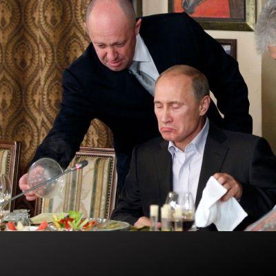 Putin's chef