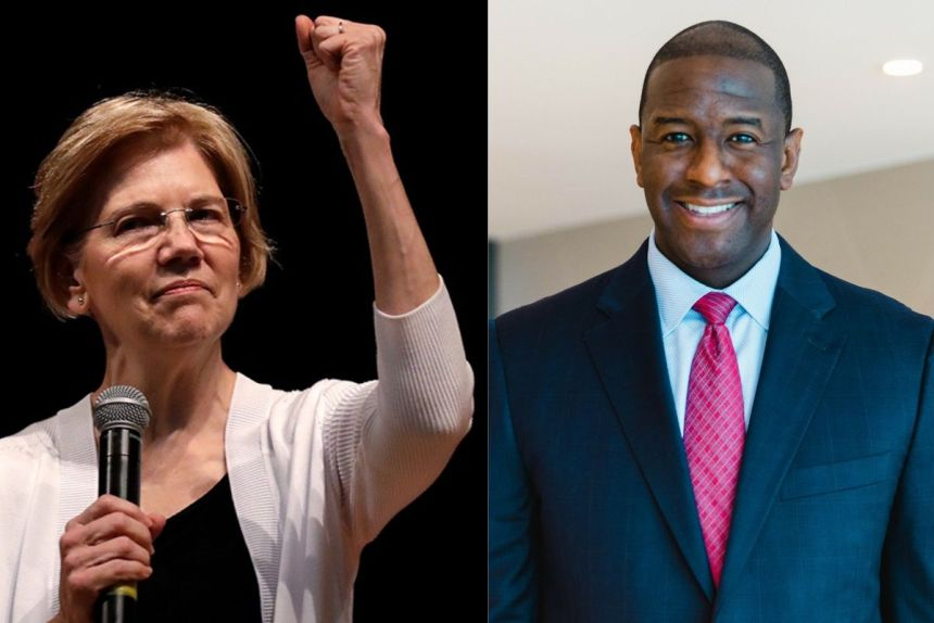 warren and gillum