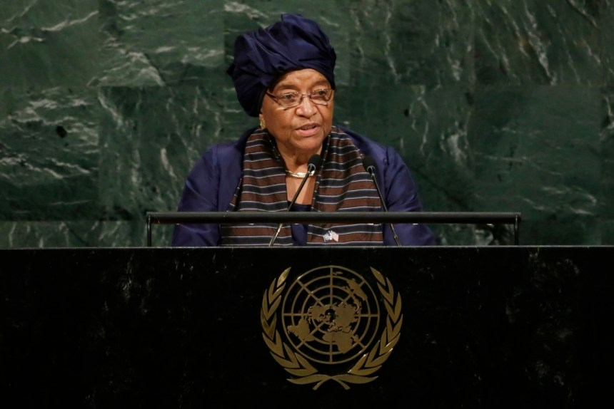 9 Times Female Presidents Took Charge Of An African Country