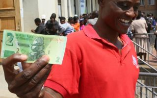 Zimbabwean currency