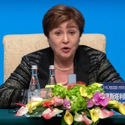 debt crisis Kristalina Georgieva