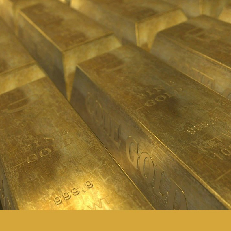 gold production for gold