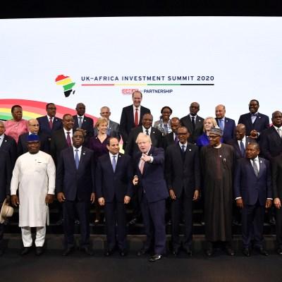 investor in Africa