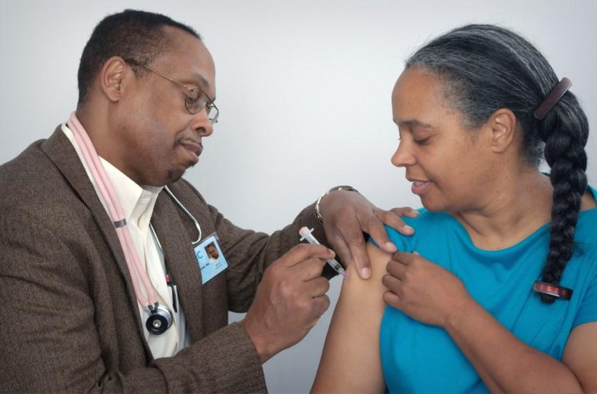 Black doctors