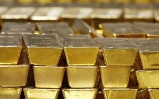 no gold an ounce