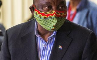 stimulus package Cyril Ramaphosa coronavirus