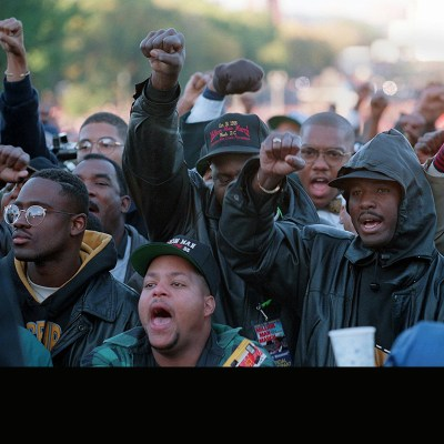 reparations march