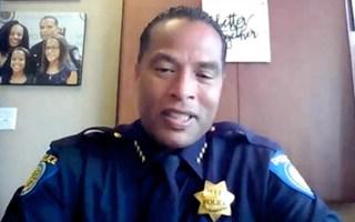 Black police