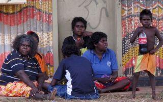 Australia reparations