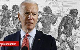 Biden slaves