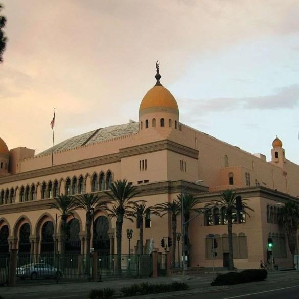 shrine auditorium Los Angeles