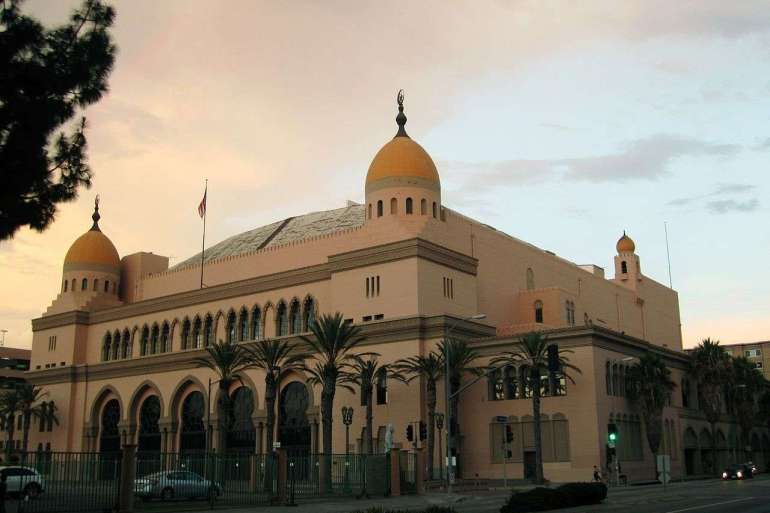shrine auditorium Los Angeles