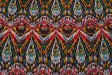 uzbekistan silk
