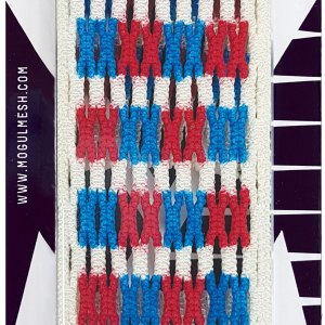 S.Blue Red Matrix Lacrosse Dyes 101