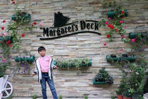margarets deck
