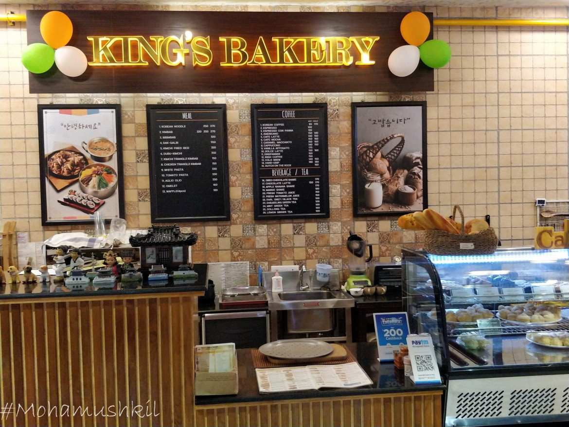 Kings bakery Rosedale New Town