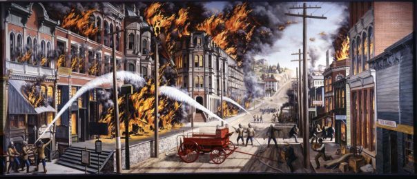 Image result for 1889 – The Great Seattle Fire