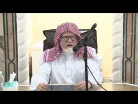 أسباب الالحاد د محمد السعيدي ..جامع الشقيق الجمعة 16 8 1438هـ