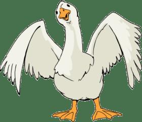 That Goose & Golden Eggs Story..