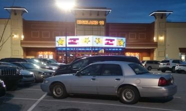 Our Highland 12 Theater is the current entertainment center in the Cookeville area.