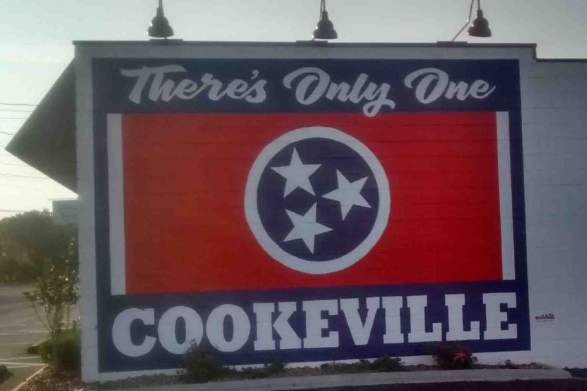 Theres only one Cookeville