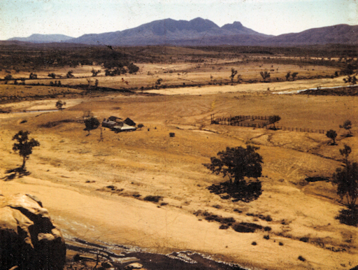Wave14-Glen Helen Station 1945c