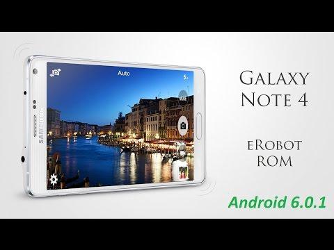 [روم]  Erobot V15.1 - Full Note7 Port - For Galaxy Note4