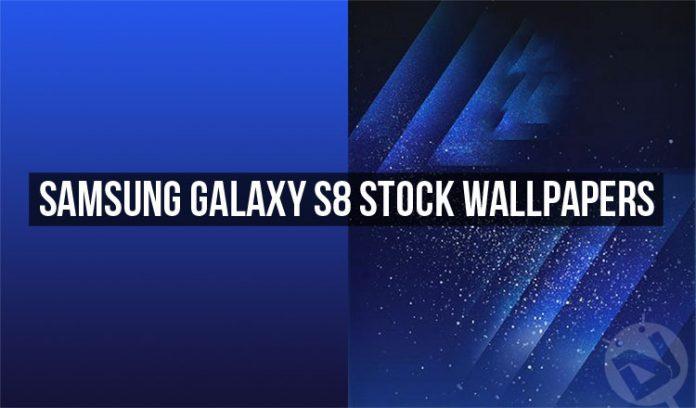 الخلفيات الرسمية بدقة QHD لجهاز Samsung Galaxy S8