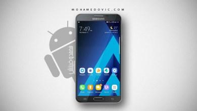 روم Galaxy A7 للنوت 3