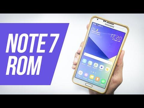 [روم] Norma V 21.1- Full Note7 Port - Nougat UI لأجهزة Not3 4G