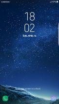 Galaxy-S8 LockScreen