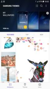 Galaxy S8 Themes Store