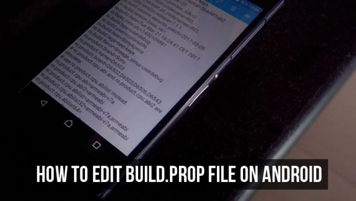 [شرح] تعديل ملف build.prop في معظم أجهزة أندرويد