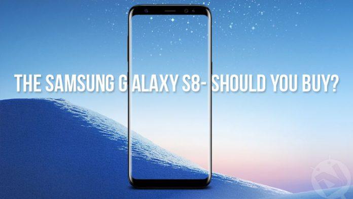 هل عليك تحديث جهازك الأندرويد إلى Samsung Galaxy S8 أو S8+ ؟